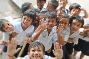 dzieci edukacja obozy